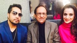 Ghulam Ali Makes Surprise Visit To Mika Singh's