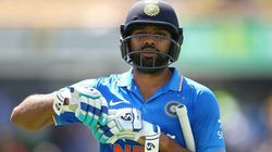 Rohit Sharma's Unbeaten 171 Gives Australia A Goal Of 310 For