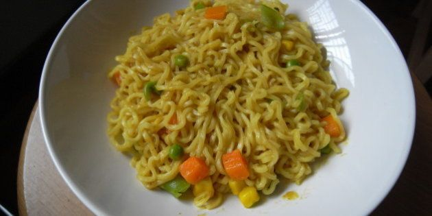 There's nothing like the taste of the Original Maggi Masala. Good