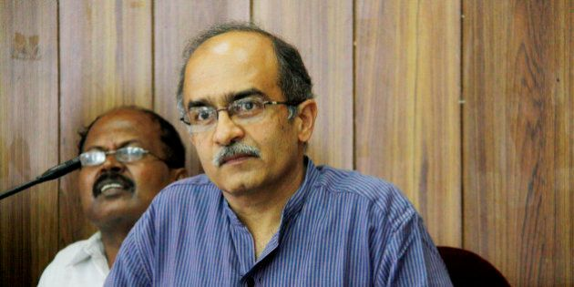 Supreme Court Grills Prashant Bhushan: Can Anyone Walk Into Your Office And File A