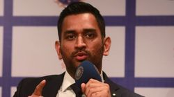 Dhoni Is Still Not Convinced About The Decision Review