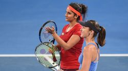 Sania Mirza, Martina Hingis Break World Record By Winning 29 Women's Doubles Matches In A