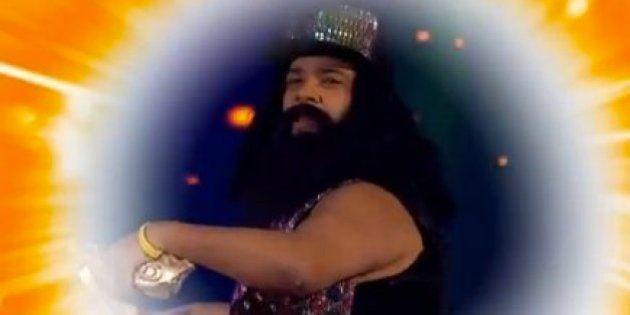 This Is The Spoof Of Gurmeet Ram Rahim Singh That Landed Kiku Sharda In