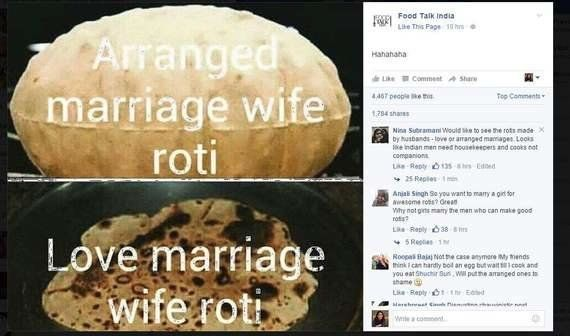 Two Rotis And A Penis: The Poisonous Truth About Kitchen