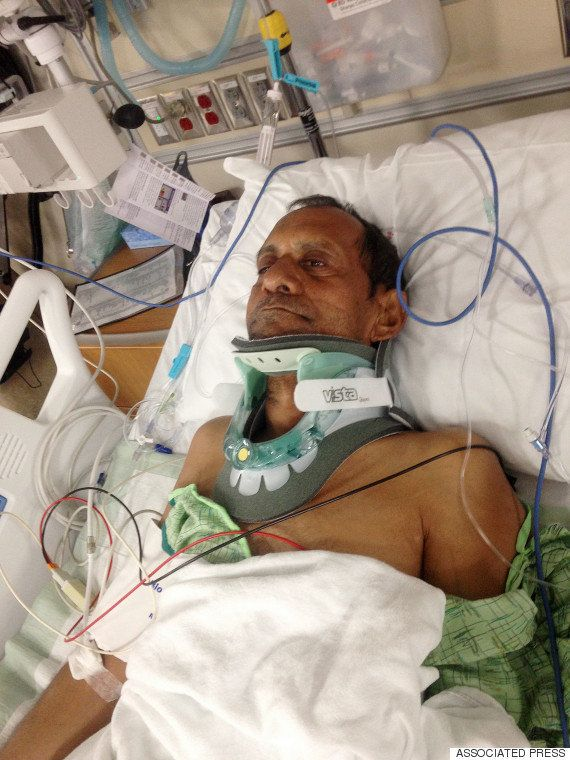 Why Alabama Police Officer Charged With Assaulting Unarmed Indian Grandfather Was