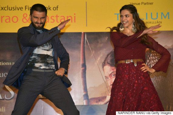 Why Ranveer Singh Is Happy Playing To The