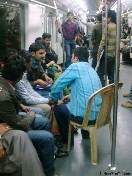 A 3-Step Formula To Capture A Seat On The Delhi