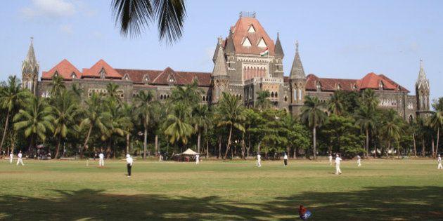 Mumbai High Court near the southern end of the city of Mumbai