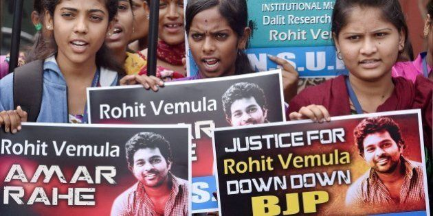 Rohith Vemula's Suicide Is Not A 'Dalit Vs Non Dalit' Confrontation, Says Smriti
