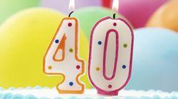 I'm Not 40 Yet,