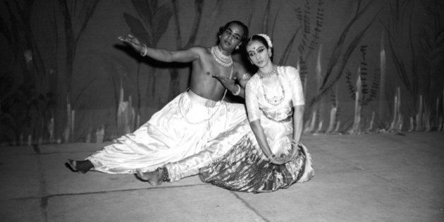 Beautiful Photos That Capture Mrinalini Sarabhai's