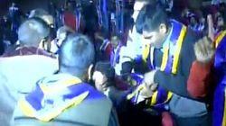 Student Yells 'Narendra Modi Murdabad' During PM's Address At A Convocation