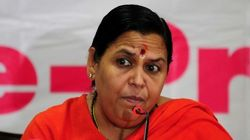 Uma Bharti Attacks Left, Congress, Blames Them For Creating Atmosphere Of