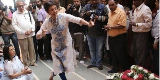 Mallika Sarabhai Says Goodbye To Her Mother With A Very Special