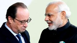 Hollande's Visit Focuses On Cooperation With India To Tackle