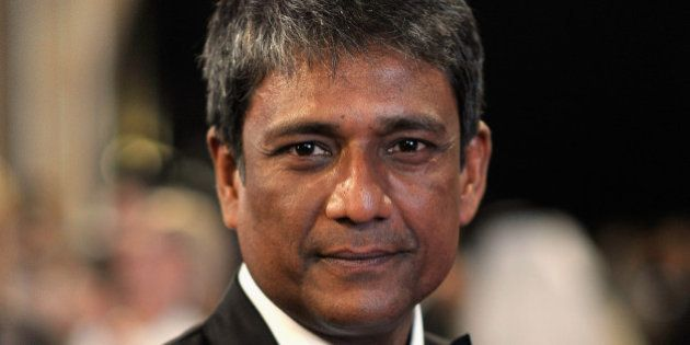 DUBAI, UNITED ARAB EMIRATES - DECEMBER 09: Actor Adil Hussain attends the 'Life of PI' Opening Gala during...