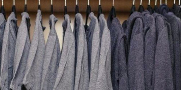 Mark Zuckerberg Has 50 Shades Of Grey In His Closet.