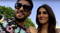 Ranveer Singh And Vaani Kapoor Just Announced The 'Befikre' Release
