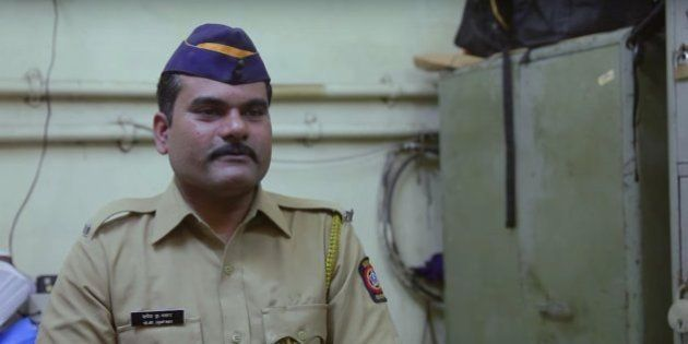 WATCH: How A Polite Mumbai Cop Inspired A Filmmaker To Document His