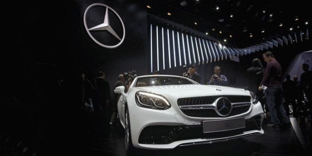 2bd6e33f5afcac How Mercedes Beat Rivals To Lead India s Luxury Car Market Once ...