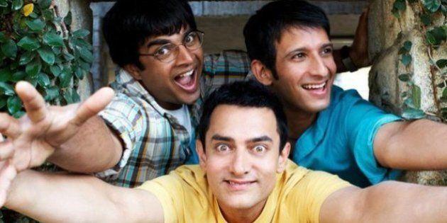 3 idiots friendship