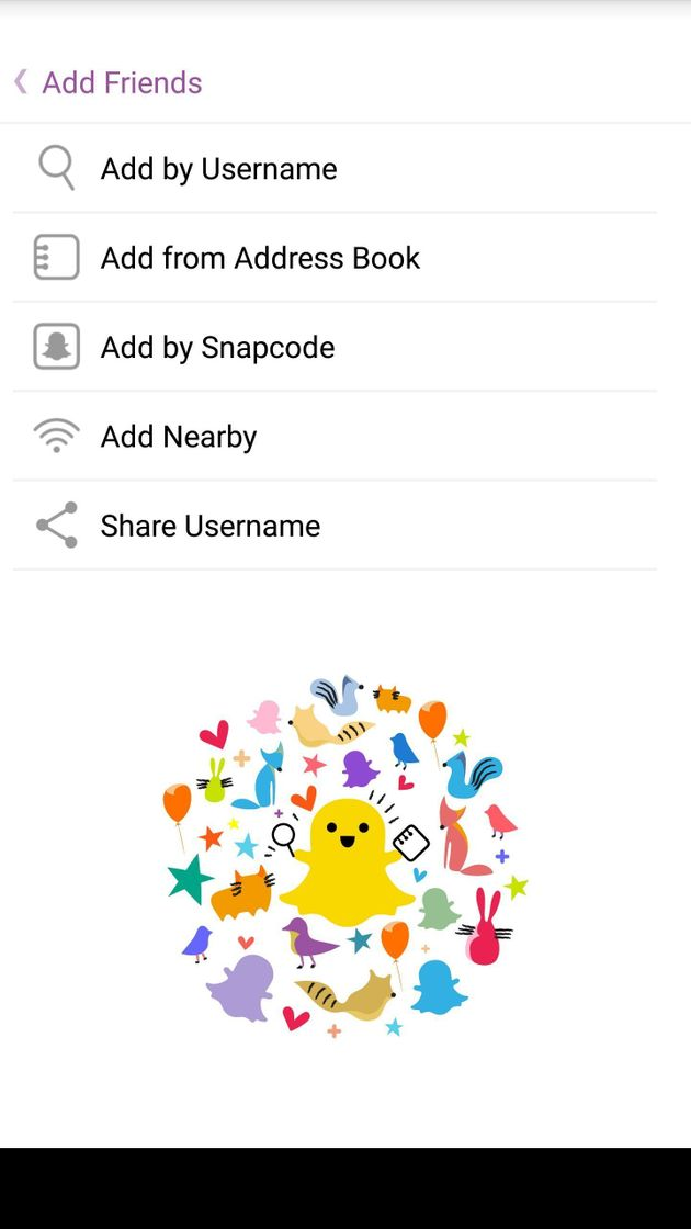 Snapchat Introduces 'Share Username By URL' In Its Latest