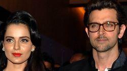 Hrithik Roshan Dismisses Dating Rumours With Kangana