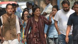 Vidya Balan Gets Nostalgic As She Wraps Up Shoot Of