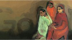 Google Recreates Amrita Sher-Gil's 'Three Girls' For Her 103rd Birth
