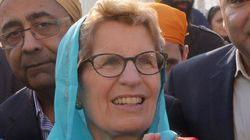 Ontario's Premier Not Offered Traditional 'Siropa' At Golden Temple For Her Views On
