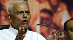 Surprise, Surprise. BJP Leader Yashwant Sinha Now Says He Was Misquoted On 'Emergency'