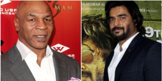 Heavyweight Champion Mike Tyson Wants To Watch R Madhavan's 'Saala