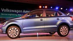 Volkswagen Launches Compact Sedan Ameo To Take On Maruti Swift