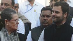 Sonia, Rahul Gandhi Move SC In National Herald