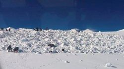 10 Indian Army Personnel Die After Being Trapped Under Avalanche In