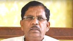 Karnataka's Home Minister Is In Urgent Need Of Racism