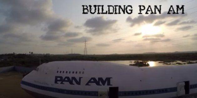 WATCH: How The Crew Of 'Neerja' Actually Rebuilt Pan Am Flight