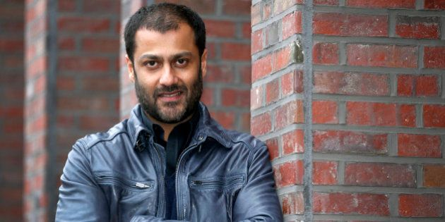 Director Abhishek Kapoor poses for portraits for the film Kai Po Che at the 63rd edition of the Berlinale,...