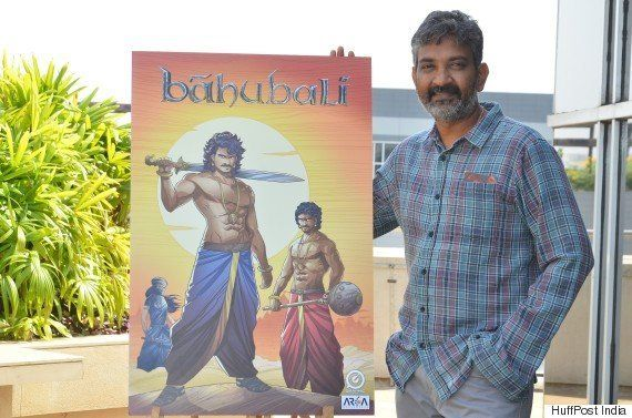 Baahubali Director SS Rajamouli Talks 'Baahubali' Sequels, Graphic Novels, And