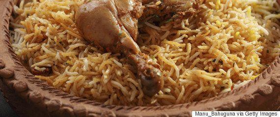 5 Tastiest Regional Biryanis Of