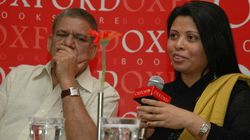 Om Puri And Wife Nandita Part