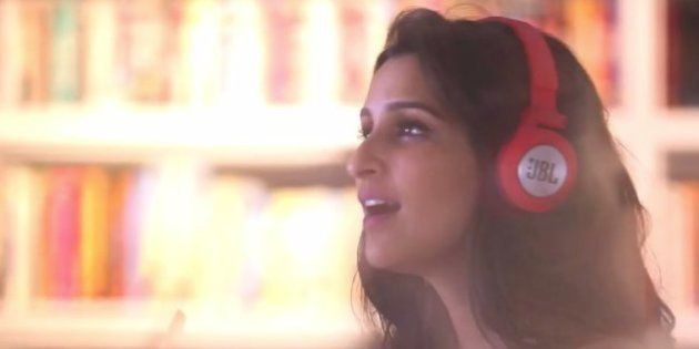 It's All In The Genes. Parineeti Chopra Turns Singer For Her Next Film, 'Meri Pyaari