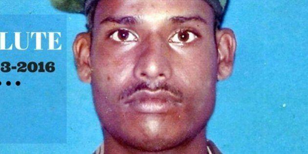 Rescued Siachen Soldier Lance Naik Hanumanthappa Koppad Passes