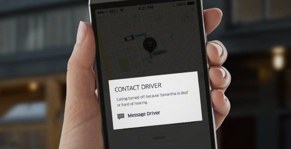 Uber Just Made It Easy To Be A Deaf Driver In