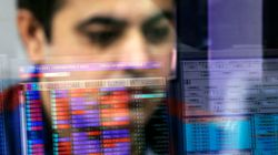 Markets End In Red After Sensex Falls 800 Points On Massive