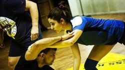 Anushka Sharma Is Learning Wrestling Moves For
