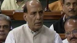 Strict Action Will Be Taken Against 'Anti-National' Elements In JNU: Rajnath