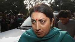 Nation Won't Tolerate Insults On Mother India, Says Smriti Irani On JNU