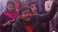 Watch JNUSU President's Fiery Speech Before Arrest: We Believe In India's