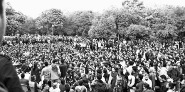 How Delhi Plans To Express Solidarity With JNU
